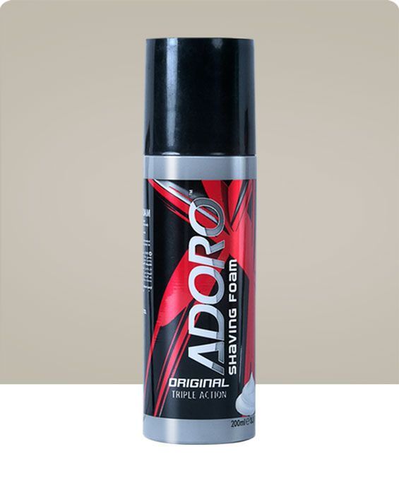 Adoro Shaving Foam 200ml