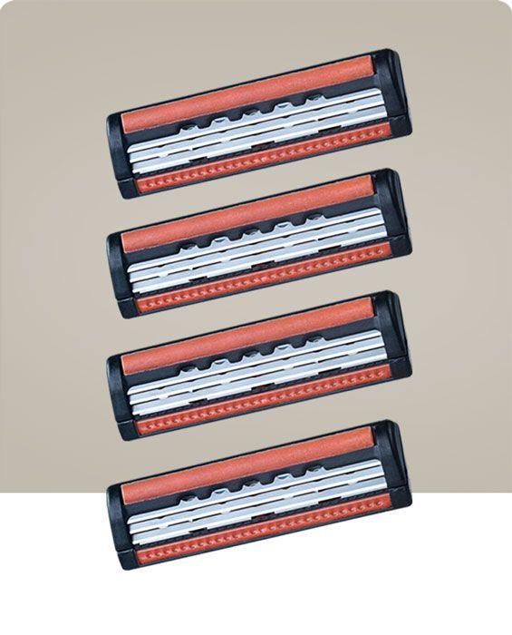 The Classic 3 Refill Cartridge (4 pcs)
